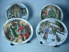 Choose ONE OR MORE Plates FAMILY CHRISTMAS Royal Doulton Plate Holiday Holly