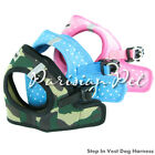 DOG HARNESS - Soft Step-In Pet Vest  - ANY COLOR & SIZE