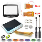 For Gameboy Advance MOD LCD Backlight 32 or 40 Pin GBA SP AGS-101 Backlit Screen