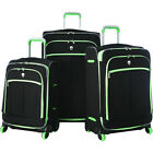 Best OLYMPIA Travel Luggage Sets - Olympia USA Evansville 3pc Luggage Set 2 Colors Review