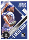 2018 Donruss Baseball Cards Pick From List 1-250