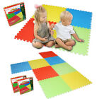 Large EVA Soft Foam Floor Kids Play Mat 60cm Interlocking Gym Exercise Yoga Tile