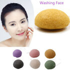 1*Useful Cleansing Konjac Sponge Cosmetic Makeup Tools Wash Face Cleaning Puff