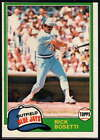 1981 Topps Baseball Cards Pick From List (Includes Rookies) 1-250