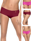 Ultimo Mid Rise Short 047504/05 Smooth Silky Microfibre Briefs Knickers Lingerie