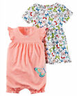 Carters 18 24 Months Butterfly Dress & Romper Set Baby Girl Clothes Outfit
