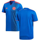 adidas Colombia FIFA WC World Cup 2018 Away Soccer Jersey Bl