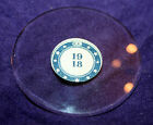 19 Ligne Glass Pocket Watch Crystals OPEN FACE 0/16, 42.9MM TO 15/16 45.0MM NOS