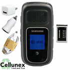 reasonable cell phone plans - Samsung Rugby III SGH-A997 - Black (AT&T) Cellular Phone GSM No Data Plan