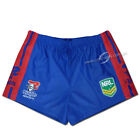 NRL Newcastle Knights Supporter Shorts ADULT Sizes S - 4XL **SALE PRICE**