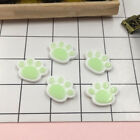 1/10PCS 8 Colors Brooch Refrigerator Sticker DIY Phone Shell Resin Accessories