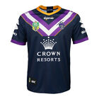NRL Melbourne Storm 2018 Home Jersey  Sizes S - 5XL
