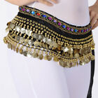 Chain Gold New Wrap Scarf Gypsy Coins Belly Band Hip Belt Costume Waist Dance