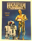 1987-1988 Lucasfilm Fan Club Magazine- Your Choice #1-13  Unread Condition
