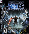 Star Wars: The Force Unleashed GREATEST HITS (PlayStation 3, 2008) NEW SEALED