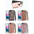 2-Layer Rhinestone Protector Cover Case For APPLE iPhone 7 8 Plus + (5.5 inch)