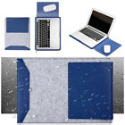 "Royal Blue Woolen Felt Laptop Sleeve Bag Cover for MacBook AIR PRO 11"" 13"" 15"""