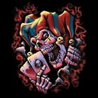 Wicked Jester Clown Size 2 X Large-7 X Large Tank Tops