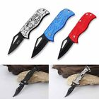 1Pc Multi-functional Folding Knife Handle Knives Blade Hunting Camping  EDC Tool