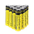 3.7Volt  2000mAH Li-ion Rechargeable 18650 Battery For Flashlight Torch