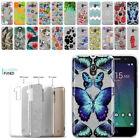 "For Alcatel TRU 5065 Stellar Pop 3 5"" Design Sparkling Silver TPU Case Cover"
