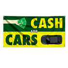 advertising for cars - Cash For Cars #1 Outdoor Advertising Printing Vinyl Banner Sign With Grommets