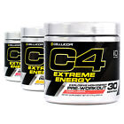 Cellucor C4 Extreme Pre-Workout Enhance Focus and Endurance