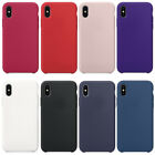 Luxury Shockproof Silicone Case Cover For IPhone 8 Plus X 7