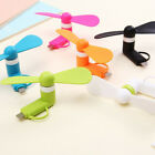 1PCS Portable Mini Micro USB Mobile Phone Fan Cooler Cooling For Android iPhone
