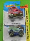 HOT WHEELS 2014 -  Monster Dairy Delivery -  HW Off-Road  -  122  -  neu in OVP