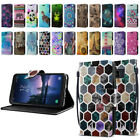 """For Samsung Galaxy S8 Active G892A 5.8"""" ID Card Leather Wallet Cover Case Stand"""