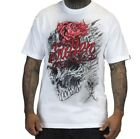 SULLEN SKULL MELT MEN T SHIRT