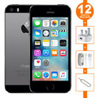 🔥Apple iPhone 5S 16GB/32GB/64GB Unlocked Sim Smartphone Various Grade Color 🔥