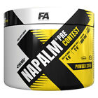 (8,46€/100g) FA Nutrition Xtreme Napalm Pre-Contest Workout Booster 224g Dose