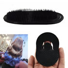 Black POCKET Comb Brush Hair Men Beard Mustache Palm Travel Scalp Massager Lots