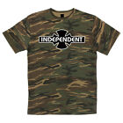 Independent OGBC Regular Fit S/S T-Shirt Camouflage Green