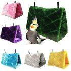 Winter Bird Hammock Hanging Cave Plush Snuggle Happy Hut Tent Bed Bunk Parrot