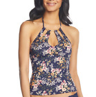 Ambrielle High Neck Swimsuit Top Size S, M New Msrp $49.00