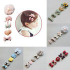 Внешний вид - 5Pcs Kids Baby Girl Hair Clips Set Bowknot Heart Crown Headwear Hairpins Rapture