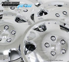 "4pc Qty 4 Pop On Wheel Cover Rim Skin Cover, 15"" Inch #720 Hubcap Chrome"