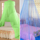 Sweet Women Girl House Bedding Decor Summer Bed Canopy Dome Mosquito Net US image