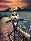 Jack Screams by Joey Rotten Canvas or Paper Rolled Art Print