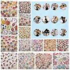 50Pcs Mixed Style Buttons Bakelite Clothing Crafts Sewing 2 Holes Buttons