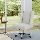 Tucker Traditional Chrome Base Home Office Chair