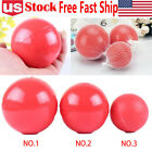 Boomer Red Ball Indestructible Solid Dog Toy Various Size Pet Toys NEW