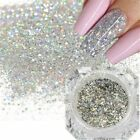 1g Nail Art Glitter Powder Dust for UV Gel Holographics Sequins Nail Tips Decors