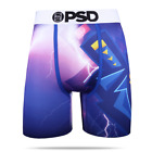 PSD Ninja Warrior Thunder Storm Urban Athletic Boxer Briefs Underwear E21810103