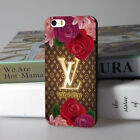 3Limited Special Edition Floral Louis Vuitton9US Case Cover For iPhone 6 7 8 X