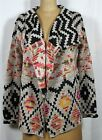 JOHN Fashion Aztec Print Sweater/Jacket