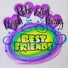 Best Friends Airbrush Shirt - Name Included